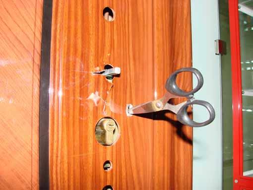 стальные двери от воров